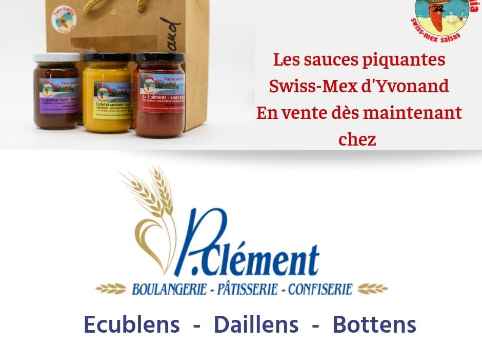 Acheter votre sauce piquante à Daillens, Bottens, Ecublens, La Sarraz ou Cuarnens !