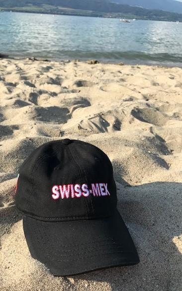 Casquette-SWISSMEX6 #MonsieurPiment le 28 septembre 2019 au Marché d'automne de Morges
