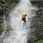 Canyoning op Madeira
