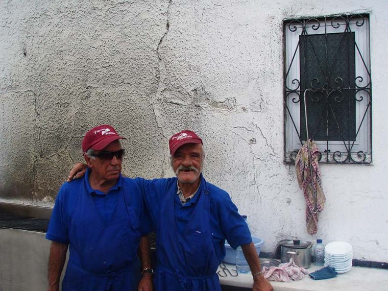 La Taberna Modesto