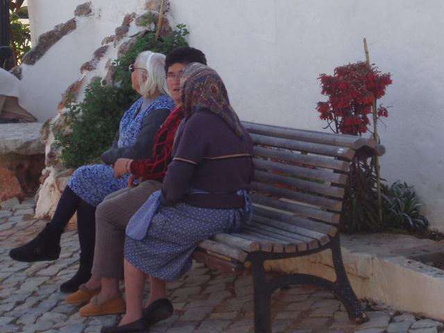 Portugese dames