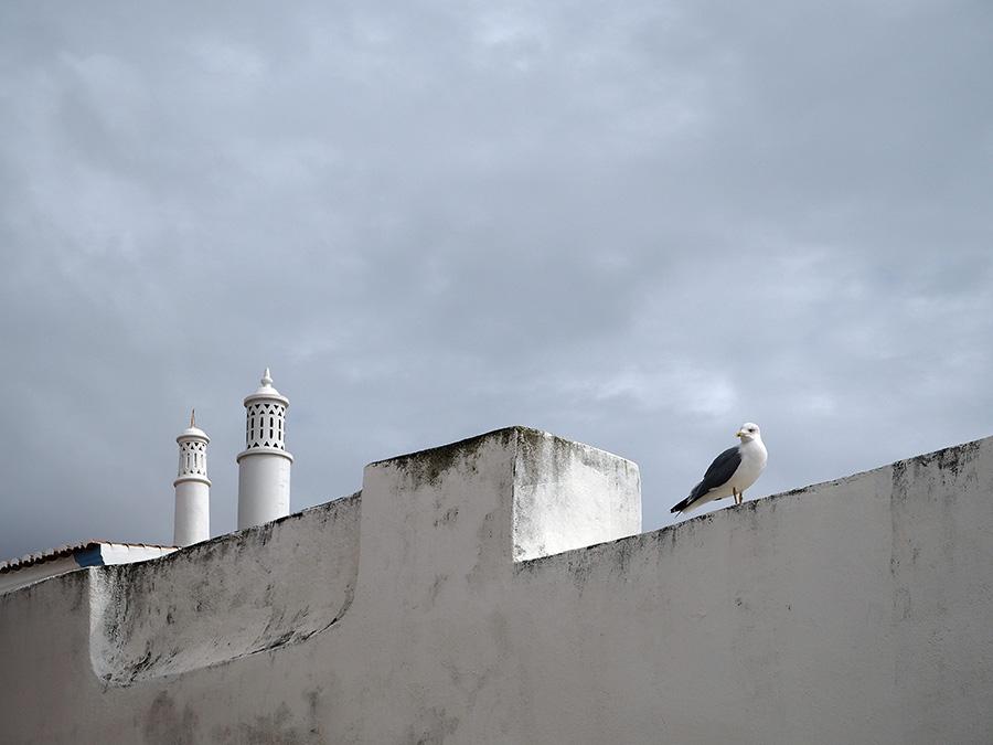 Schoorsteentjes Algarve