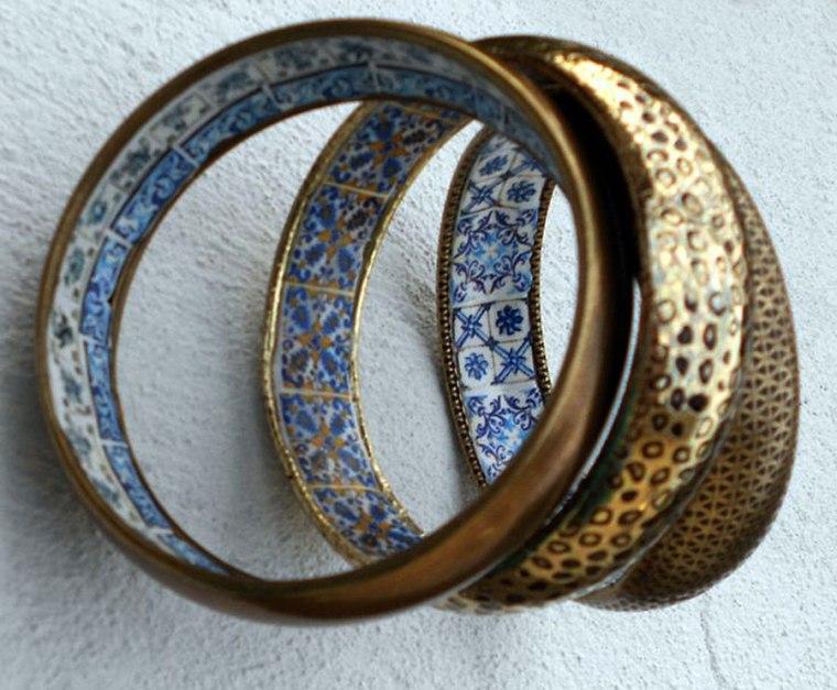Azulejos armbanden