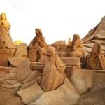 FIESA zandsculpturen