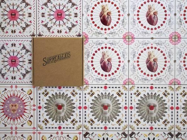 Azulejos Surrealejos | Saudades de Portugal