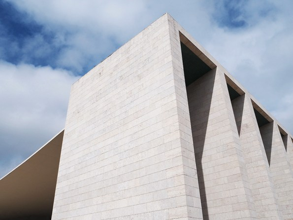 De bouwwerken van Álvaro Siza Vieira | Saudades de Portugal