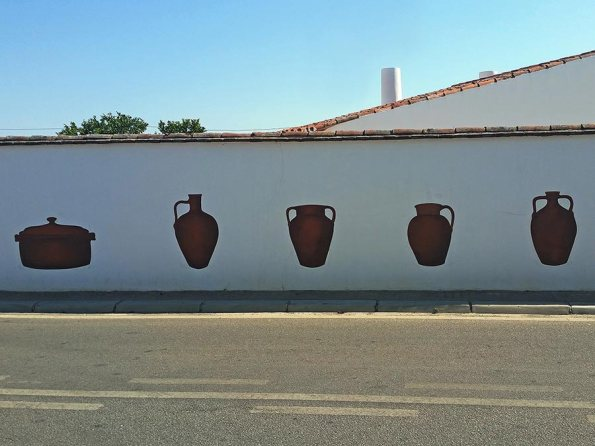 Centrum pottenbakkers | Saudades de Portugal
