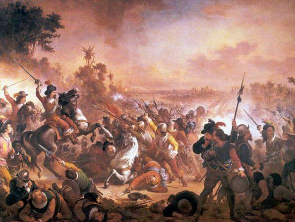 Weetjes koloniale tijd