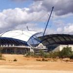 Gastblog: De voetbalstadions van het EK 2004