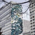 Street art: Pantónio