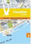 stad in kaart Lissabon