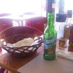 Een glaasje fris van Madeira