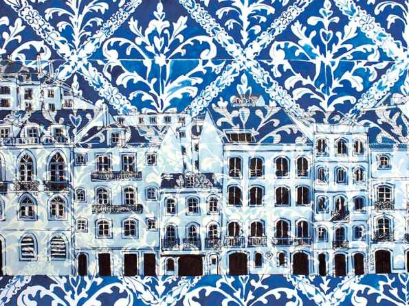 Tiles of Lisbon | Saudades de Portugal