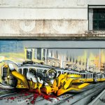 Street art: Odeith