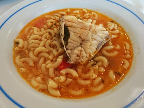 Massa de Peixe | Saudades de Portugal