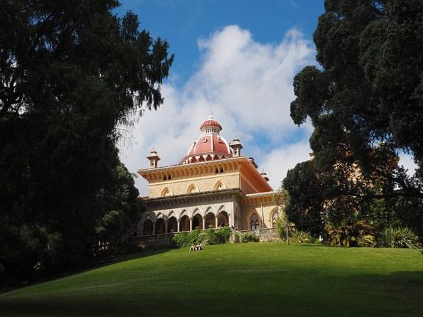 Palácio de Monserrate | Saudades de Portugal