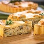 Recept: Quiche de Bacalhau