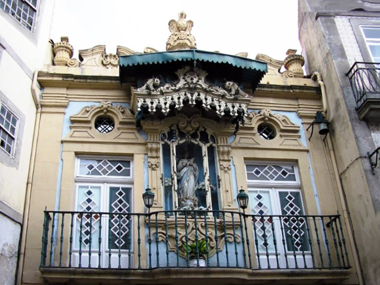 Gevels Portugal