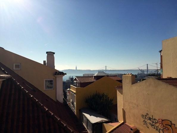 Bijzonder slapen: appartementje in de Bairro Alto | Saudades de Portugal