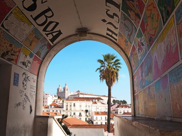 Waarom Lissabon | Saudades de Portugal