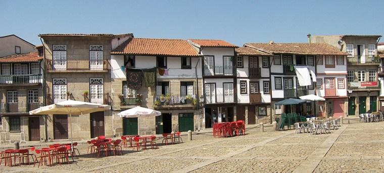Praça de Santiago, Guimarães