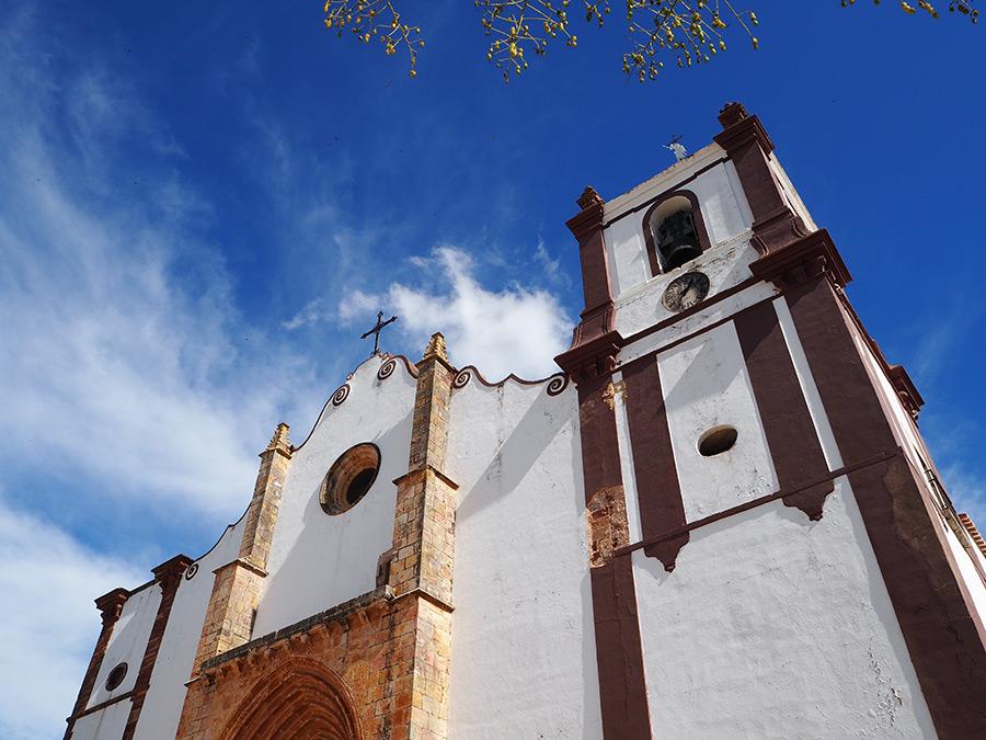 bijzondere kerkjes in de algarve se de silves