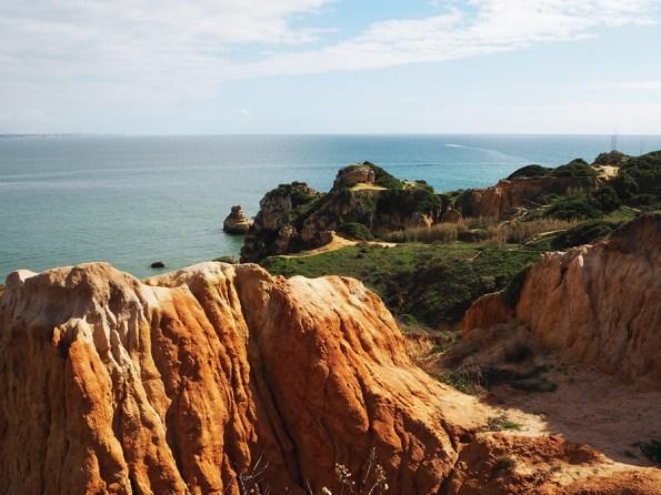 Stranden Algarve   Saudades de Portugal