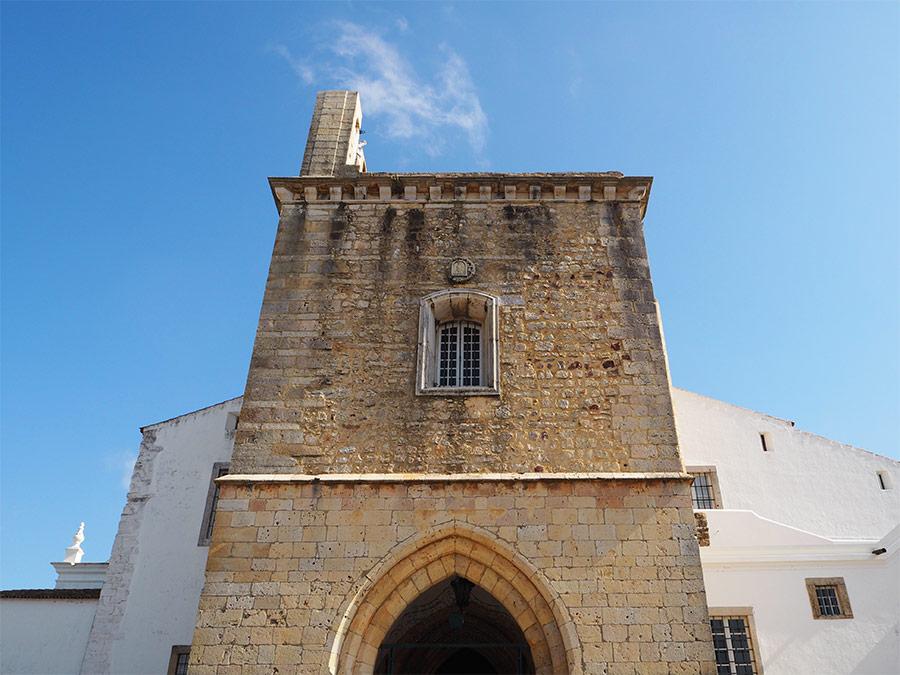 bijzondere kerkjes in de algarve se de faro