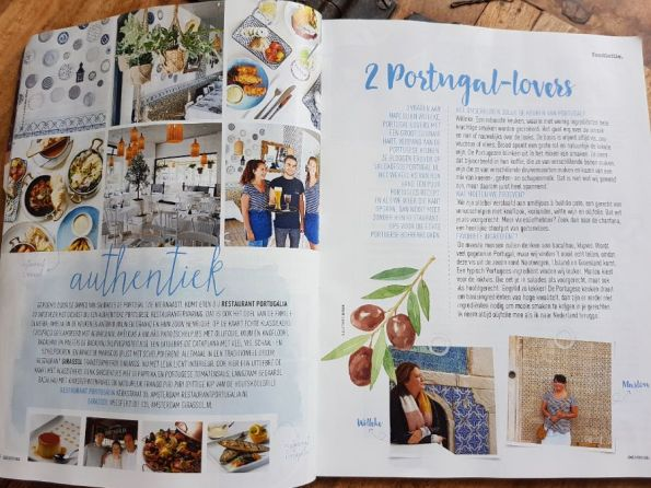 Delicious Magazine | Saudades de Portugal