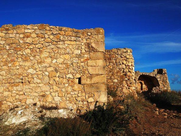 Forte de Almádena   Saudades de Portugal