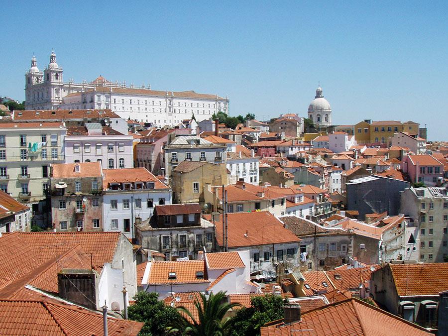 filmpje over lissabon