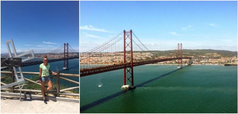 Lisa in Lissabon