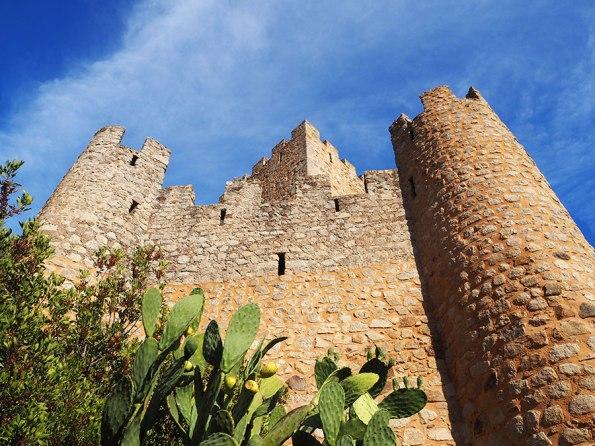 Castelo de Almourol | Saudades de Portugal
