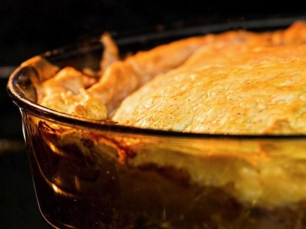 Torta de Carne | Saudades de Portugal