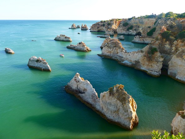 Stranden West Algarve | Saudades de Portugal