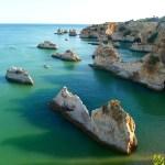 Stranden van de West-Algarve