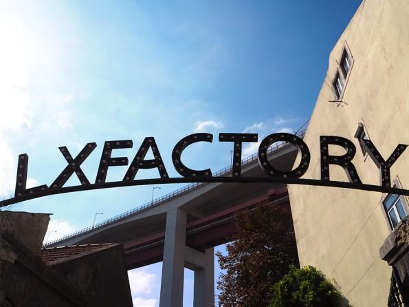 LX Factory | Saudades de Portugal