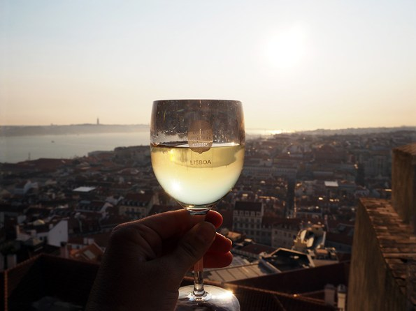 Wine with a View | Saudades de Portugal