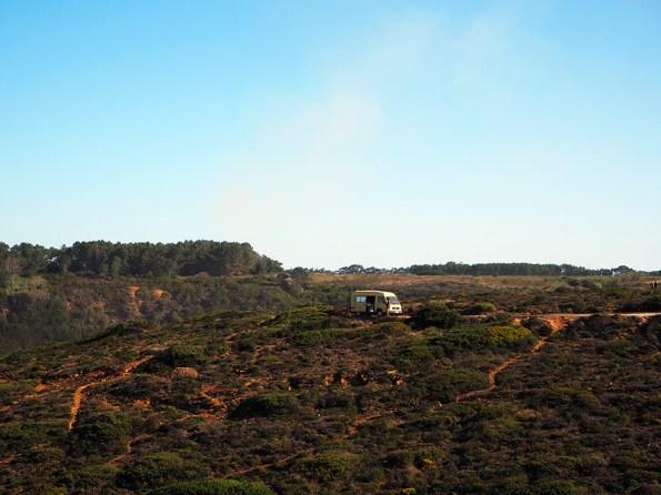 Met een busje door Portugal
