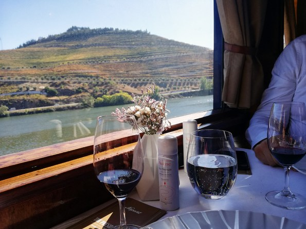 Port & de Douro: Presidential Train | Saudades de Portugal
