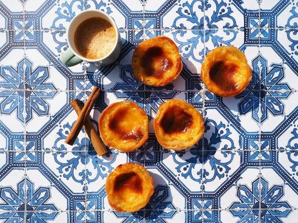 Pastéis de Nata | Saudades de Portugal