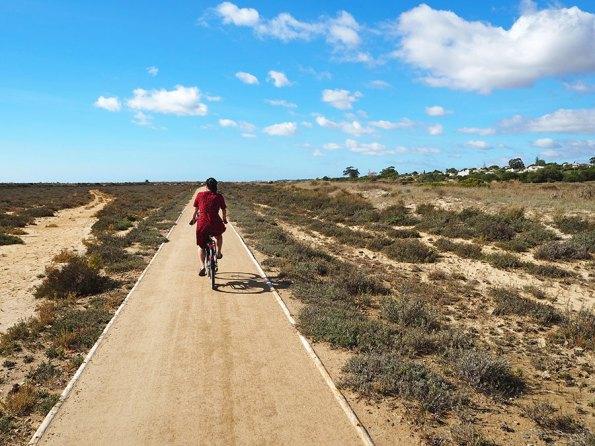 Fietsen: Ecovia do Litoral | Saudades de Portugal