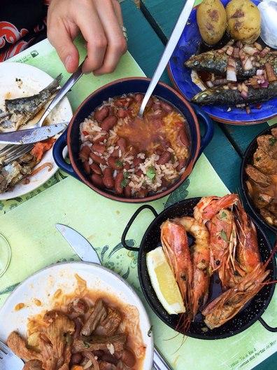 Lekkere Restaurants in Alfama & Mouraria   Saudades de Portugal