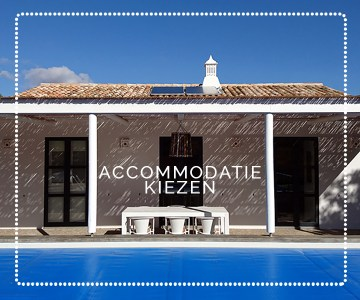 accommodatie kiezen | Saudades de Portugal