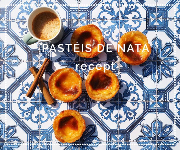 Pastéis de Nata Recept | Saudades de Portugal