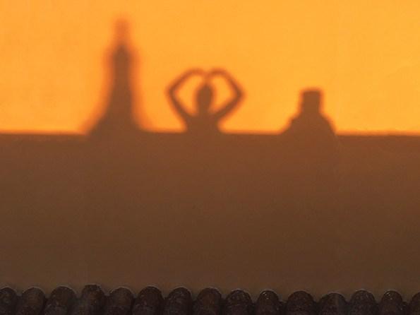 Vanaf het dakterras: Tevreden | Saudades de Portugal