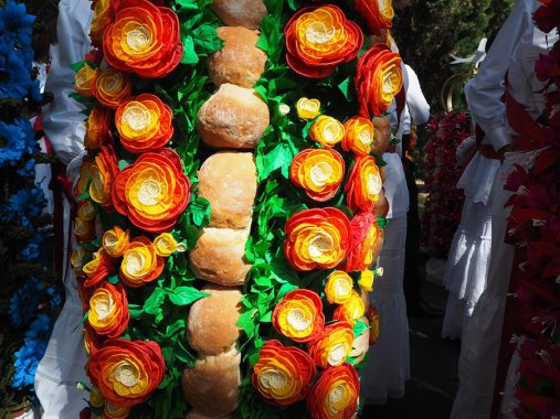 Festa dos Tabuleiros | Saudades de Portugal