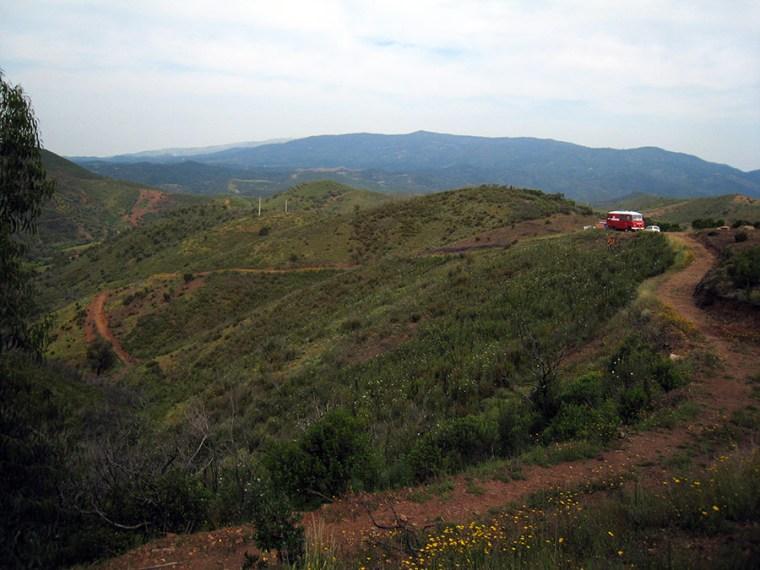 Op de Berg: het begin | Saudades de Portugal