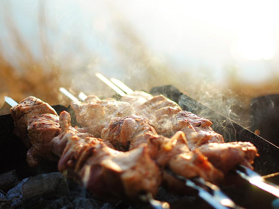 Barbecue tijd: Espetada Madeirense - Saudades de Portugal