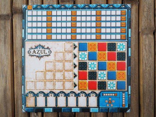 Bordspel Azul